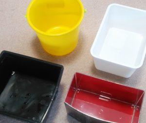 今回使用した実験用水槽