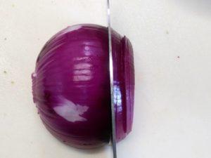 紫タマネギ