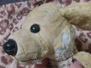 犬のぬいぐるみ(わんわ) ②