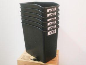 「No.333 DustBox Square Model」