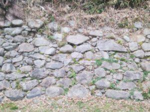 安芸城からの石垣