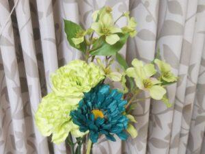 今回購入した造花 ①