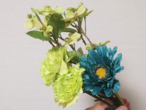 今回購入した造花 ②